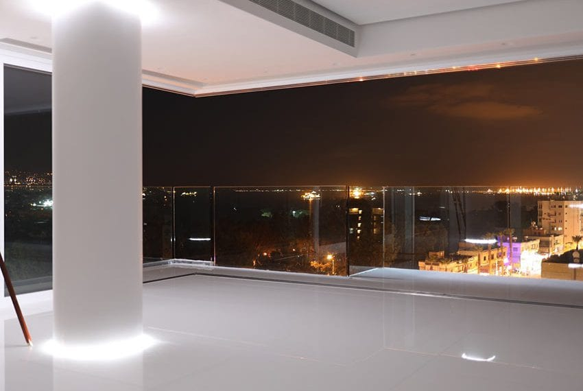 Luxury penthouse for sale in Limassol beach front
