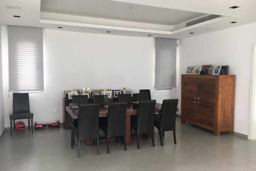 Modern contemporary designed villa for sale Limassol
