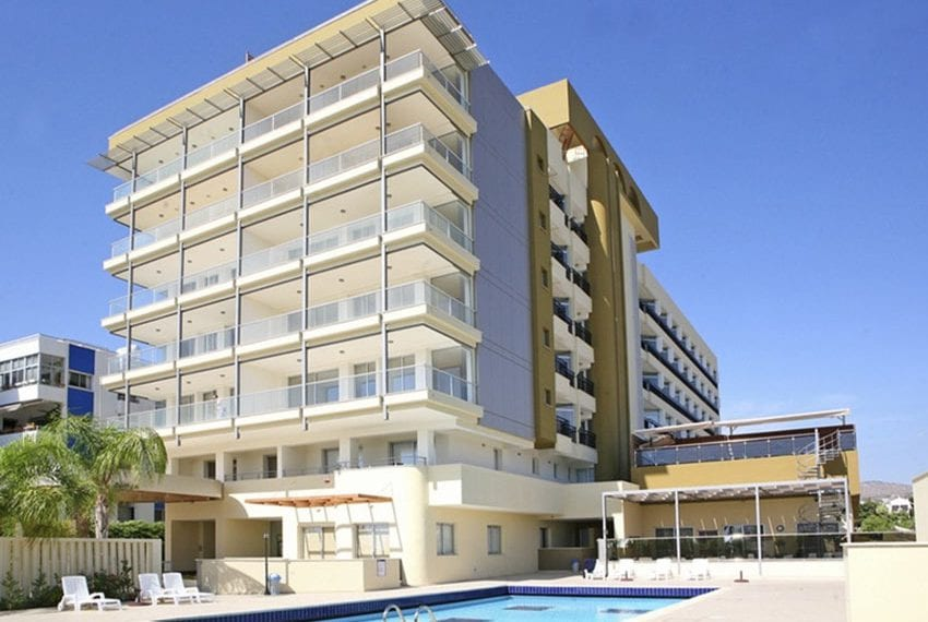 3 bedroom sea front apartment for sale Limassol
