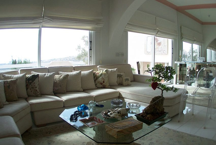 Semi detached house with amazing sea views Limassol