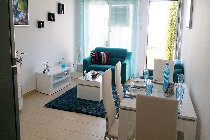 1 bedroom apartment for sale Mesa Chorio, Paphos
