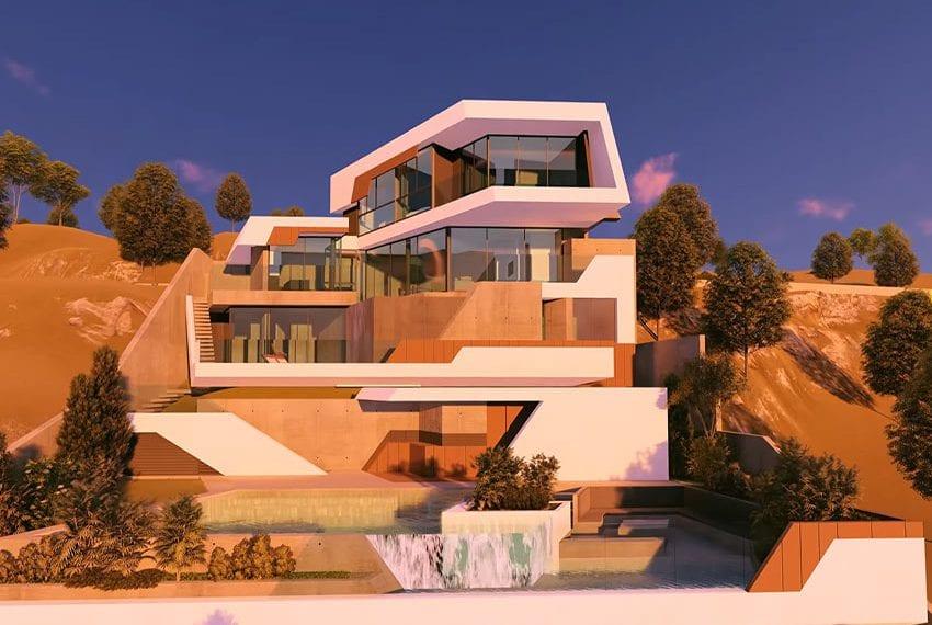 Luxury 5 bedroom villa for sale in Limassol, Cyprus