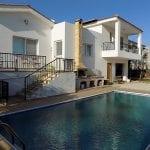 3 bedroom Villa with pool for sale Chloraka coast