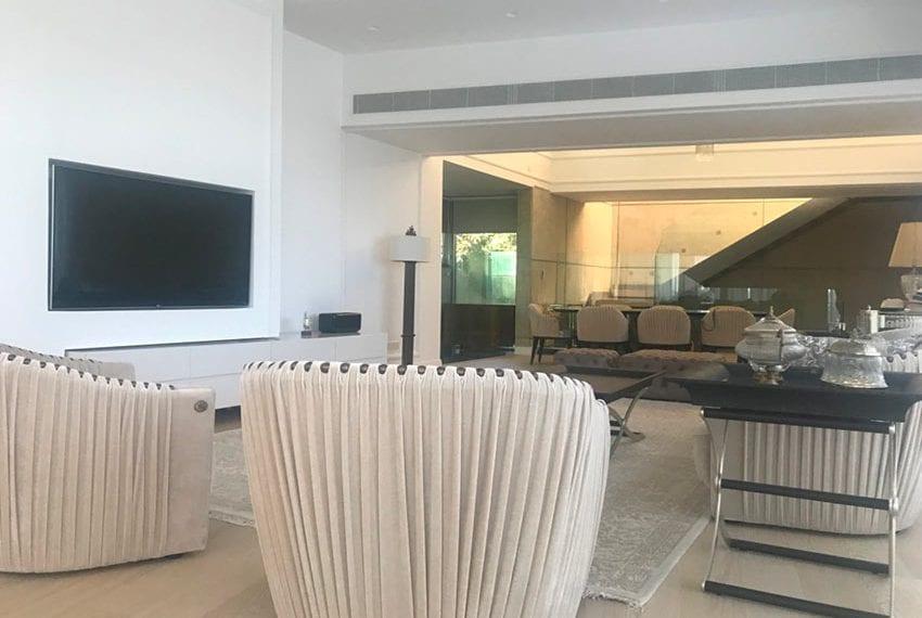 Magnificent ultra-modern 5 bedroom villa Limassol