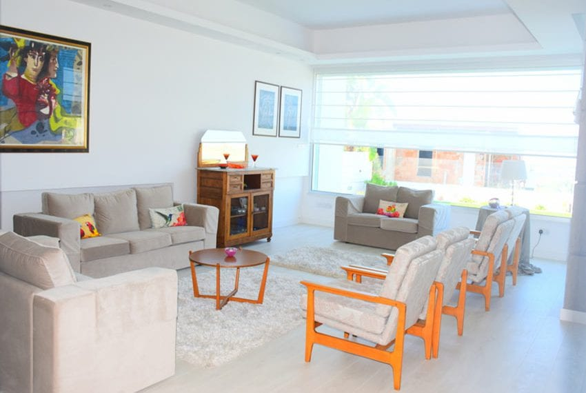 Modern 2 storey house for sale in Lefkothea, Limassol