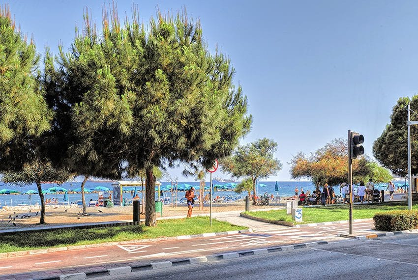2 bed apartment for sale in Limassol sea front