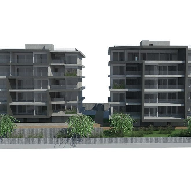 New luxury apartment for sale in Limassol