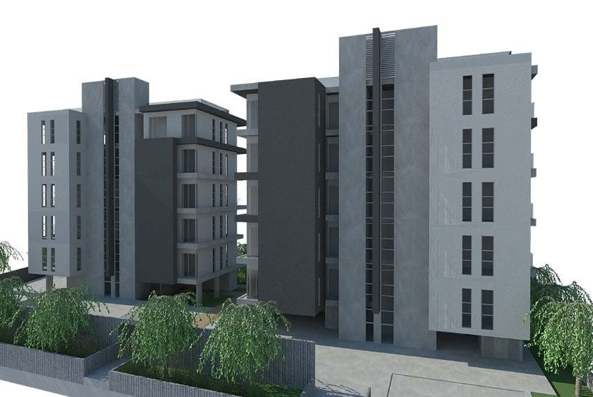 New luxury 2 bed flats for sale in Limassol