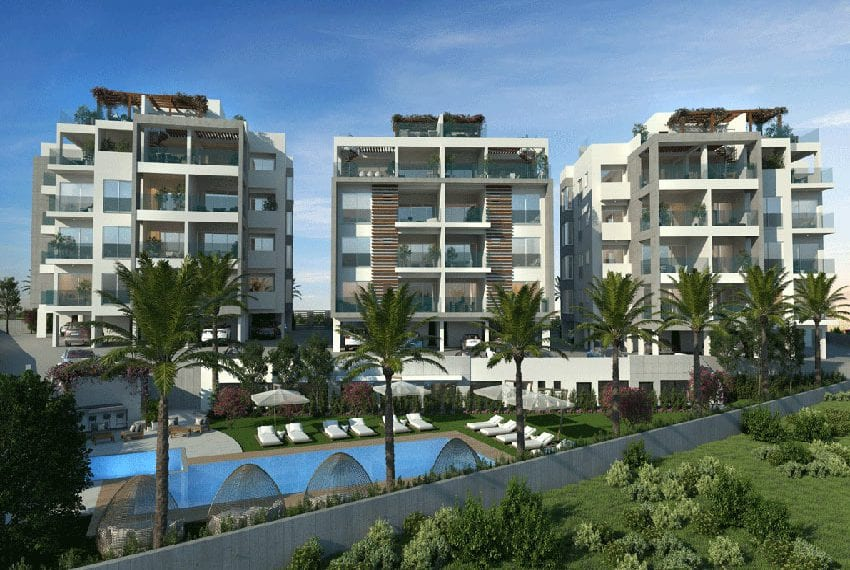 Unique residential apartment for sale in Limassol