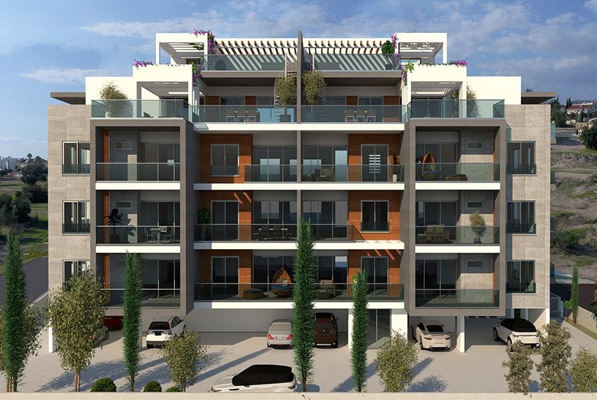 Columbia Limassol Luxury penthouse for sale