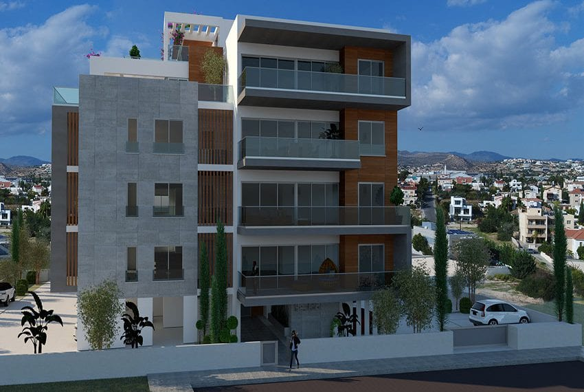 Columbia Limassol luxury 2 bed apartment for sale