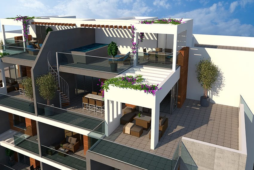 Luxury 1 bedroom apartment for sale Columbia-Limassol