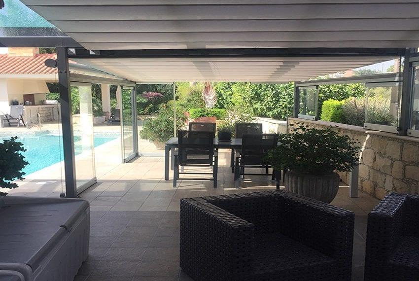 Spacious 4 bedroom villa for sale in Limassol, Pyrgos10