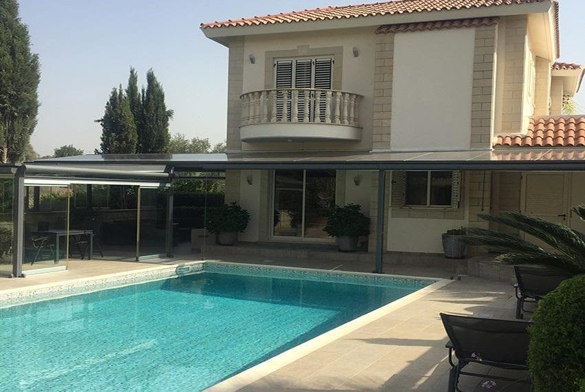 Spacious 4 bedroom villa for sale in Limassol, Pyrgos16