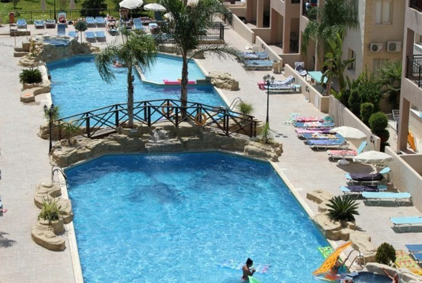 One bedroom gardena apartment for sale Pafos