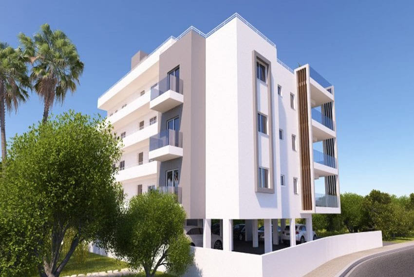 Downtown luxury residences for sale in Cyprus