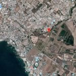 Prime location land for sale in Kato Paphos, Cyprus