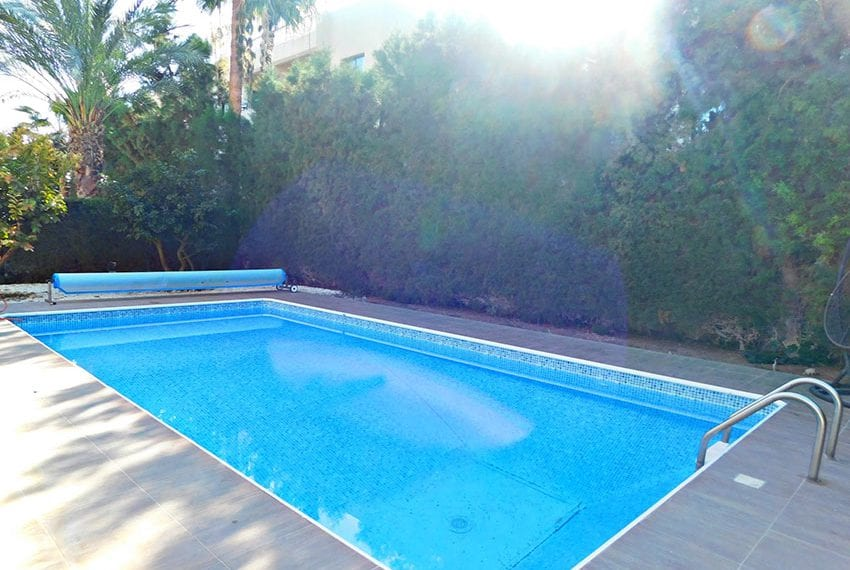 For sale 3 bedroom villa with pool in Coral Bay, Cyprus