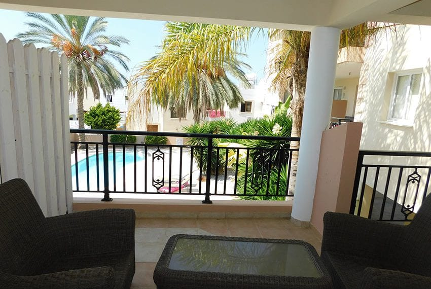 Very spacious 3 bed apartment in Universal area, Paphos