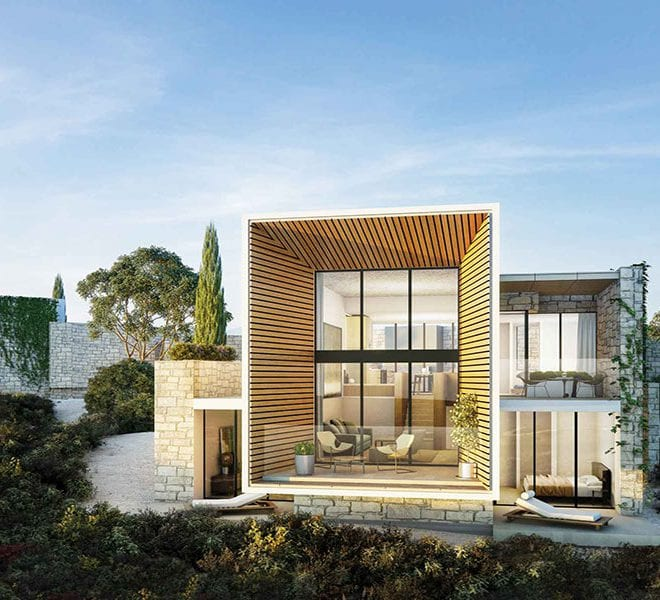 Luxury golf villas for sale in Paphos, Cyprus