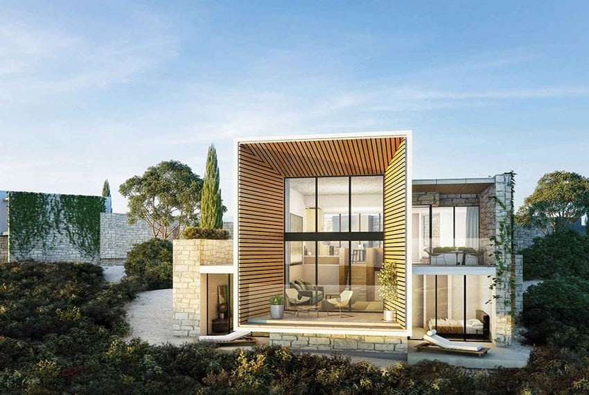Luxury golf villas for sale in Paphos, Cyprus