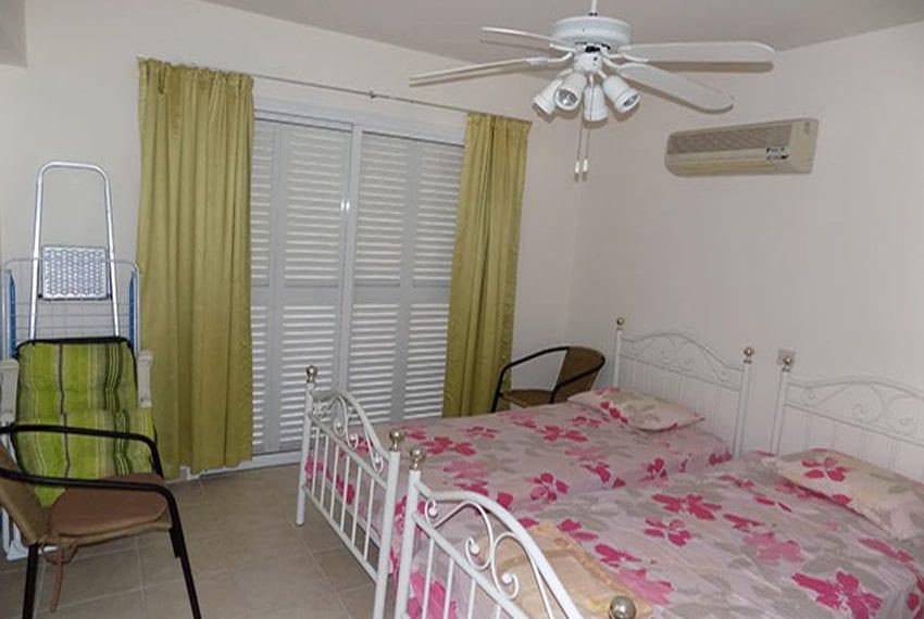Sea view apartment for sale at Chloraka coastal road