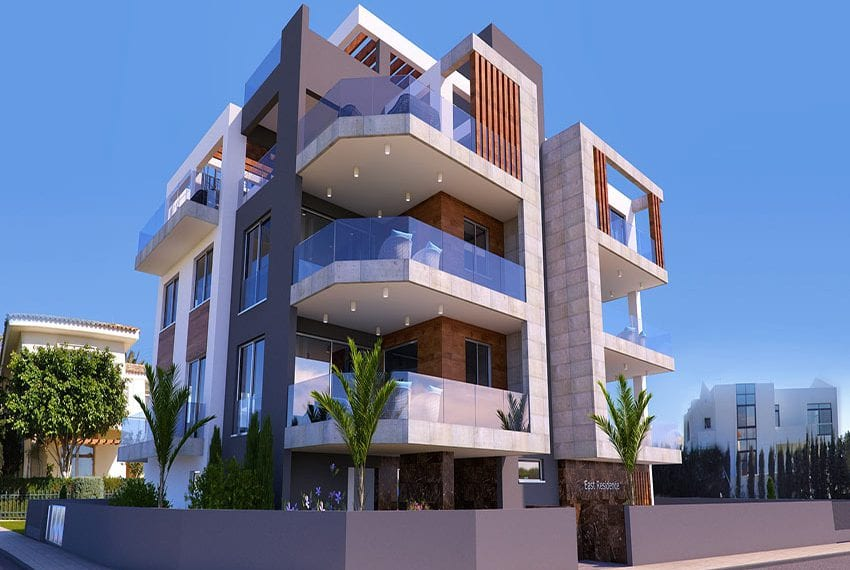 Luxury penthouse apartments for sale in Potamos Germasogias