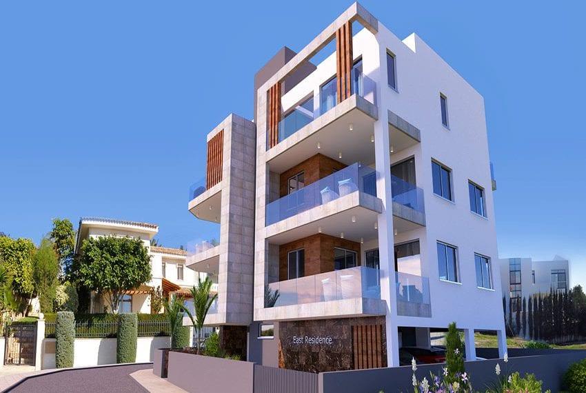 Luxury penthouse apartments for sale in Potamos Germasogias
