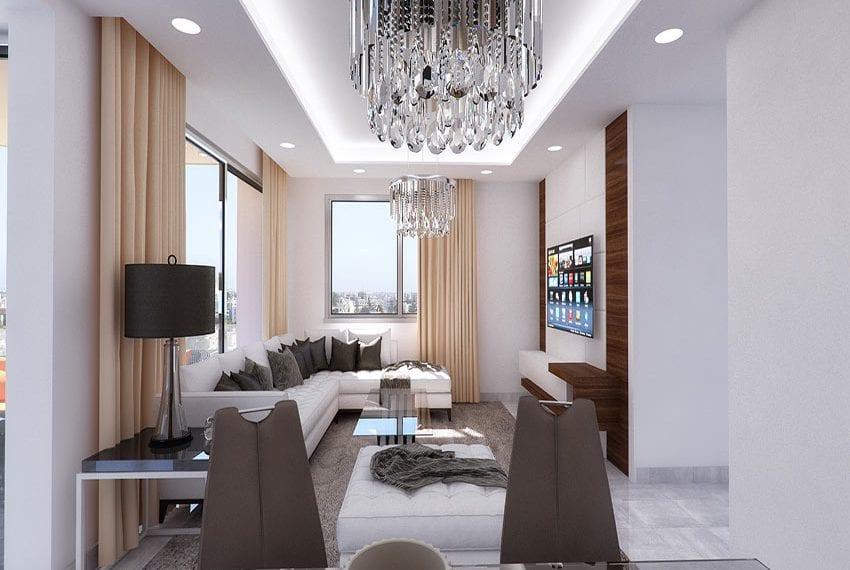 Luxury apartments for sale in Limassol, Potamos Germasogias