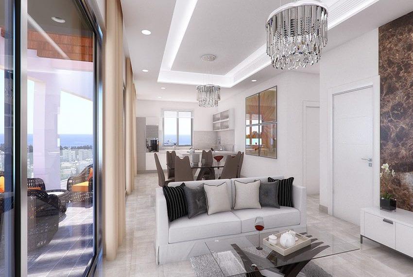 Luxury 3 bed apartment Potamos Germasogia, Limassolale in Limassol, Potamos Germasogias10