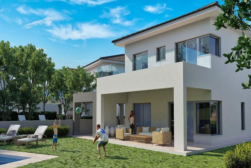 Villas for sale in modern residential complex Pyrgos, Limassol
