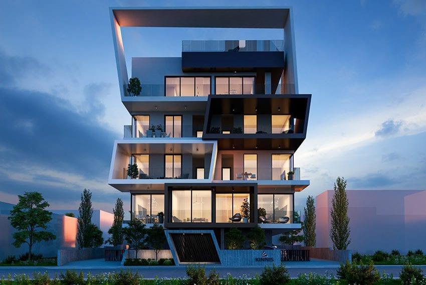 Luxury 1 bedroom apartment in heart of Limassol