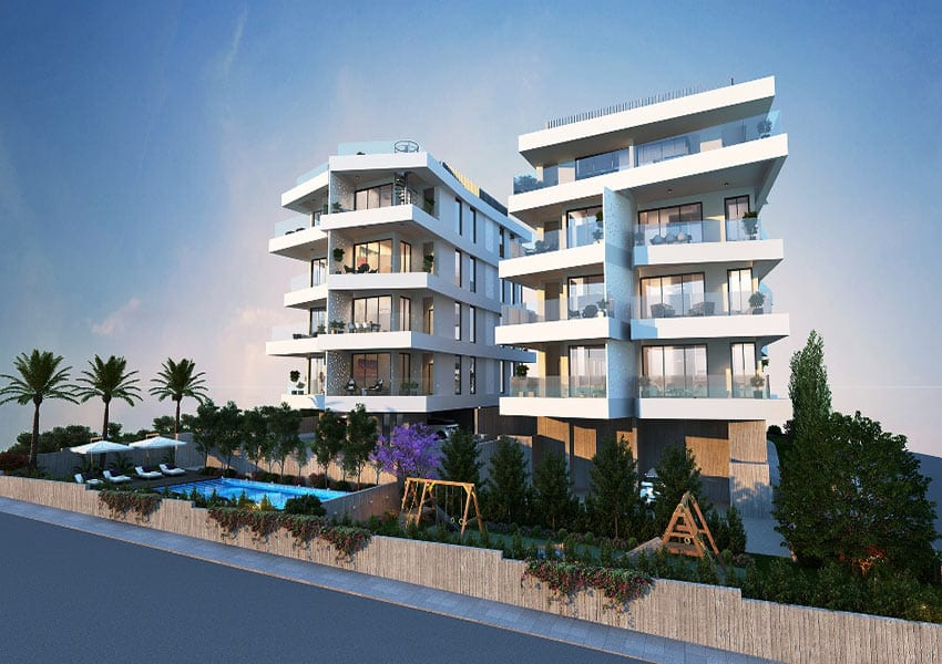 Modern luxury apartment for sale in Cyprus - Cyprus Direct