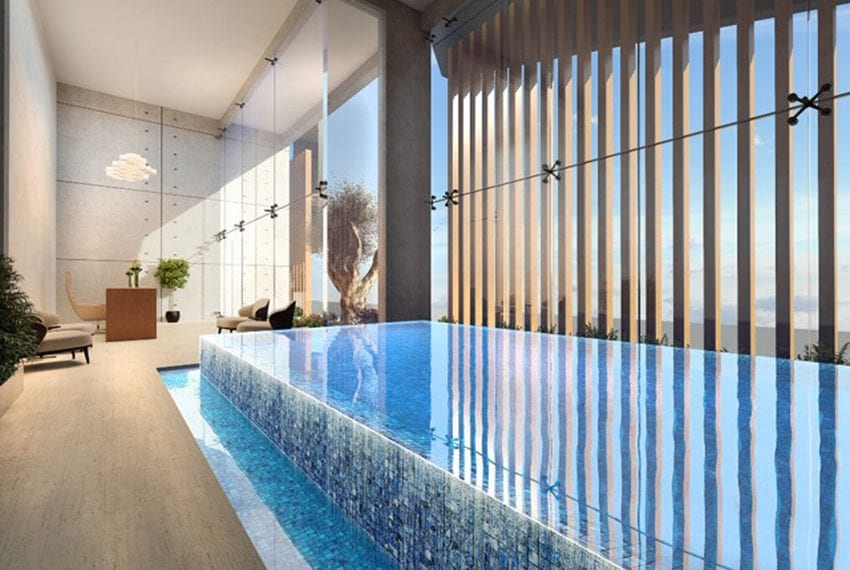 Luxury apartment block for sale in Limassol, Cyprus