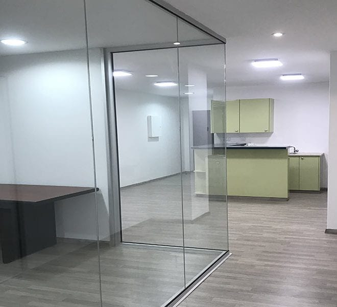 Renovated office space for sale in Nicosia
