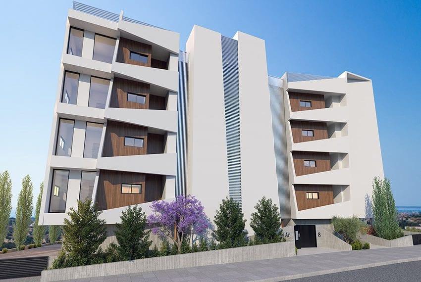 Cosmopolitan living in Limassol, Potamos-Germasogeia