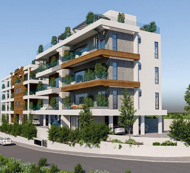 Elite residences for sale in Agios Athanasios, Limassol