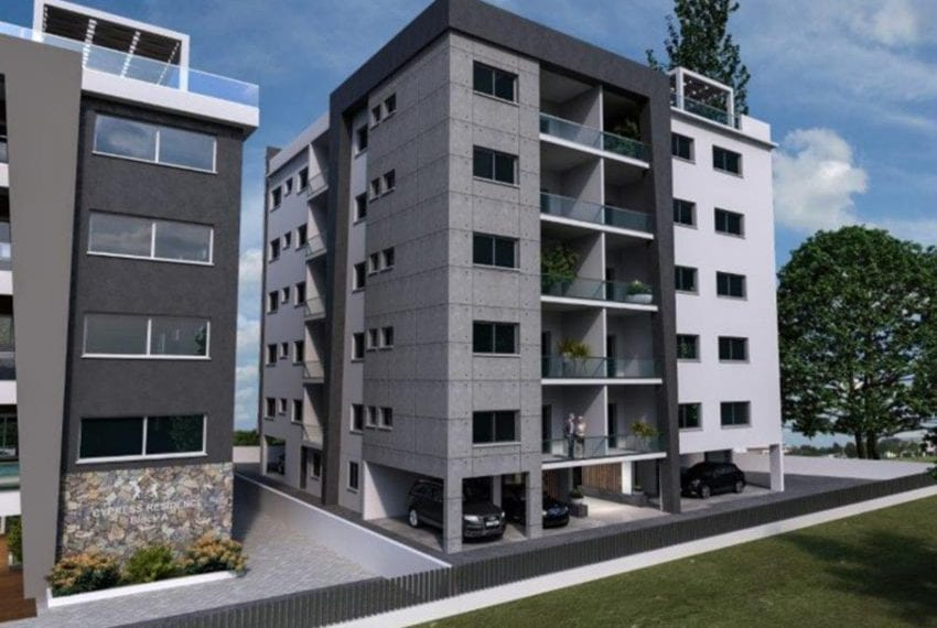 Luxury city apartments for sale in Limassol