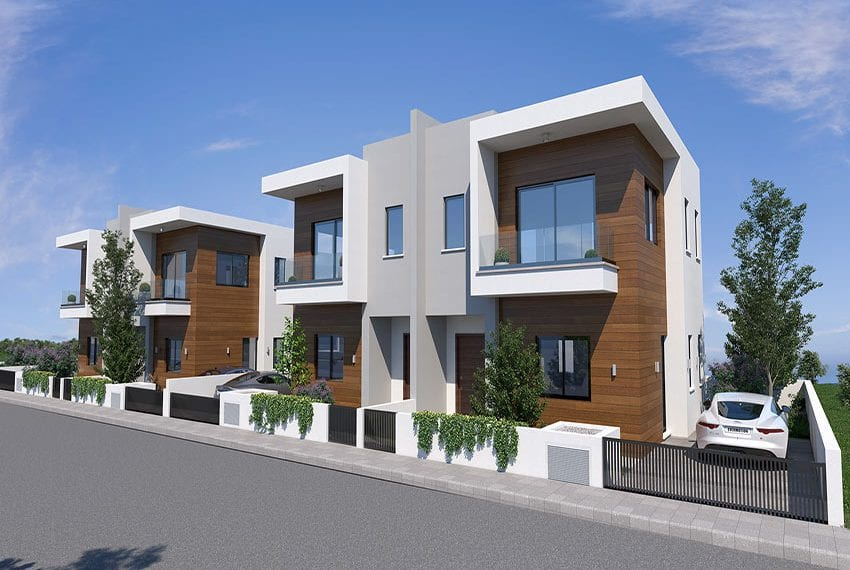 Luxury panorama residency apartments for sale in Limassol