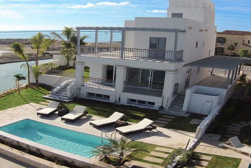 Limassol marina villas for sale