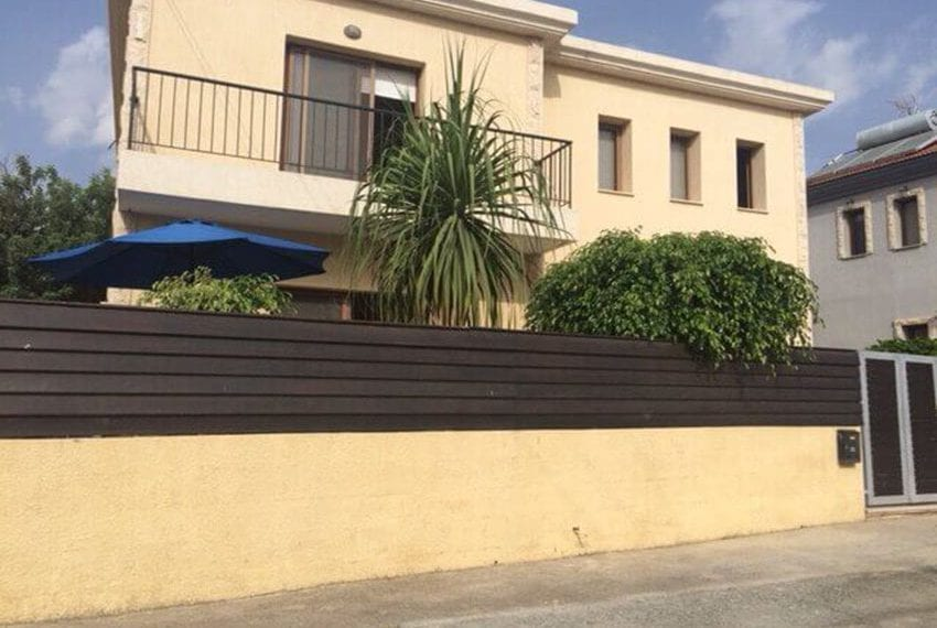 Spacious house for sale in Kato Polemidia, Limassol