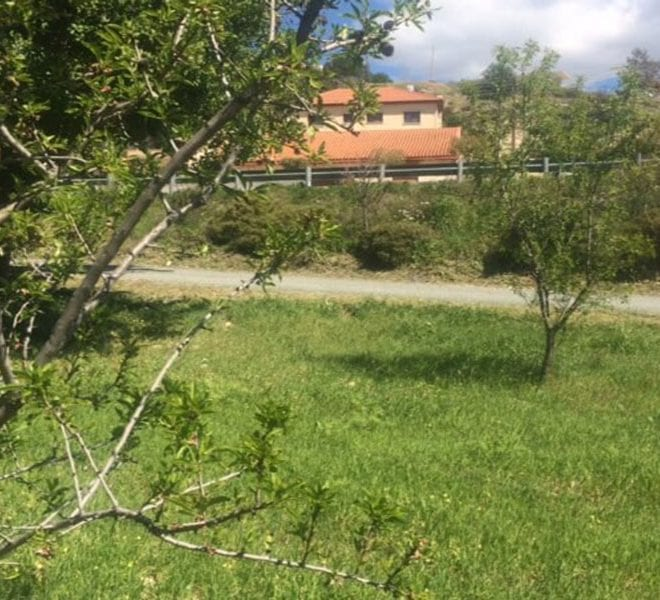 Residential plot of land for sale in Korfi, Limassol