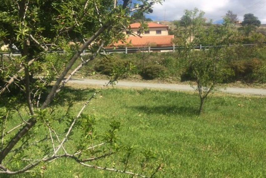 Residential plot of land for sale in Korfi, Limassol