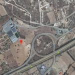 Large plot of land for sale in Kalavasos, Larnaka