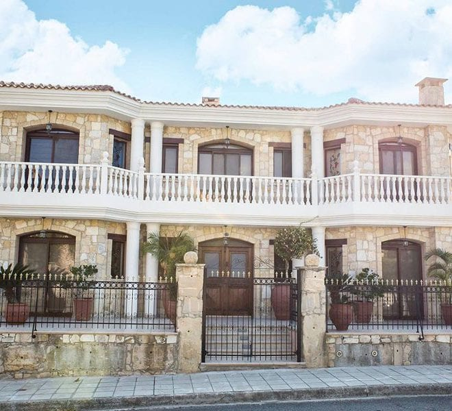 Luxury villa for sale in Limassol Agia Fyla
