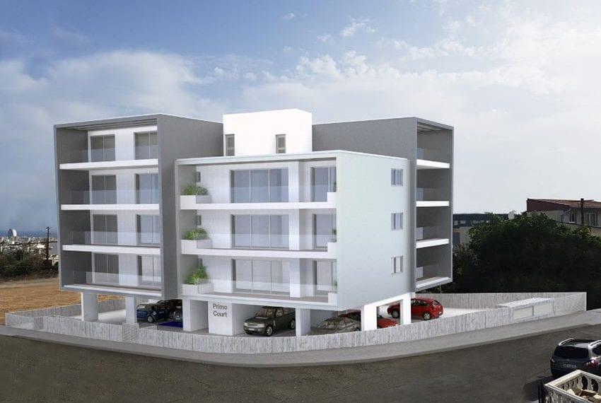 Brand new flats for sale Mesa Geitonia, Limassol