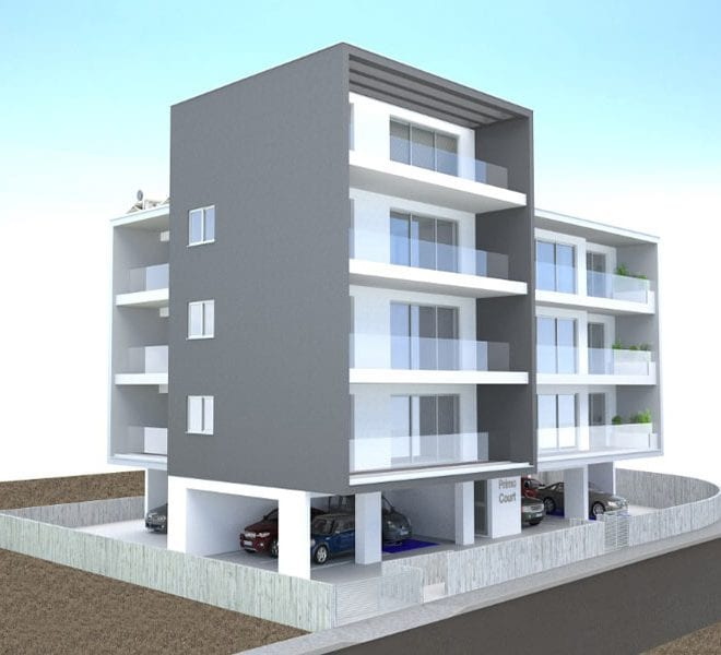 Brand new flats for sale Mesa Geitonia, Limassol