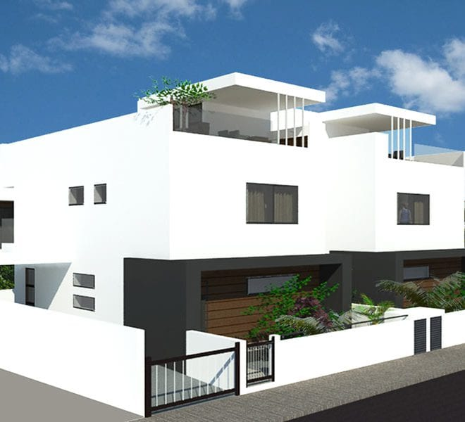 Spacious 3 bedroom villa for sale in Limassol