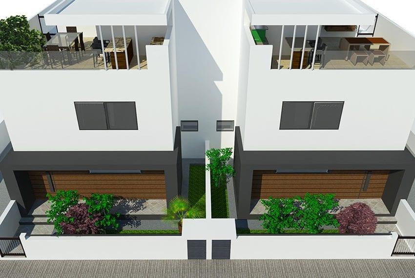 Spacious 3 bedroom villa for sale in Limassol