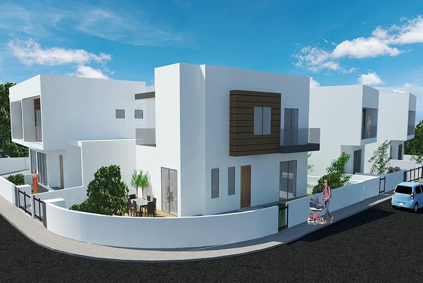 For sale 3 bedroom villa Paramythia, Limassol